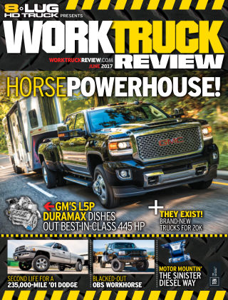 8-Lug HD Truck Jun 2017