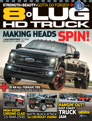 8-Lug HD Truck Jul 2017