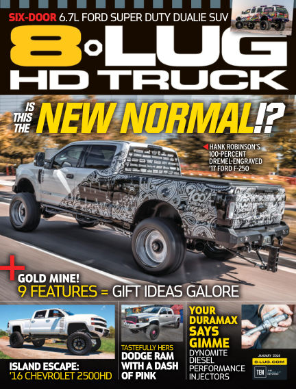 8-Lug HD Truck