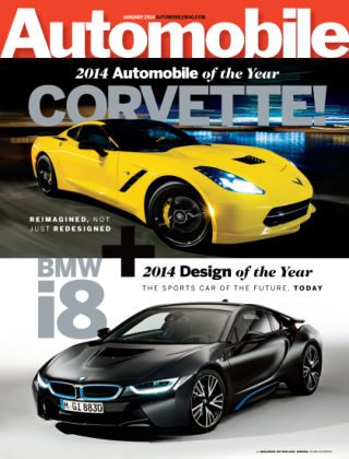 Automobile January 2014