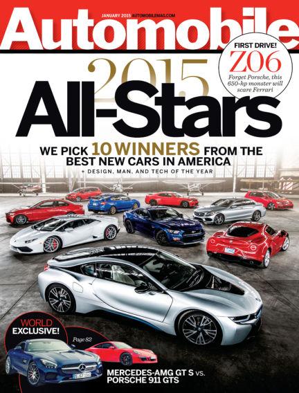 Automobile November 28, 2014 00:00