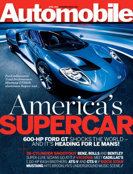 Automobile February 20, 2015 00:00