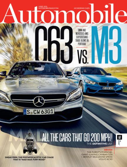 Automobile April 24, 2015 00:00