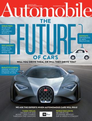 Automobile August 2015
