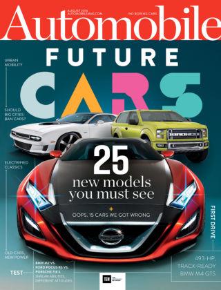 Automobile Aug 2016