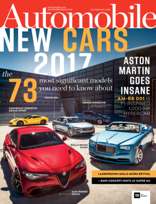Automobile Sep 2016