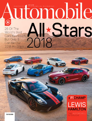 Automobile May 2018