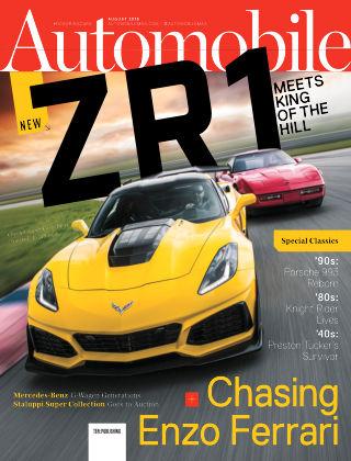 Automobile Aug 2018