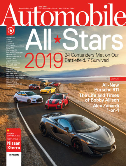 Automobile March 22, 2019 00:00