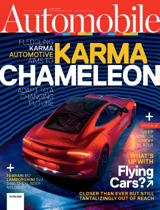 Automobile Jun 2019