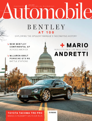 Automobile Jul 2019