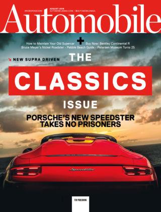Automobile Aug 2019