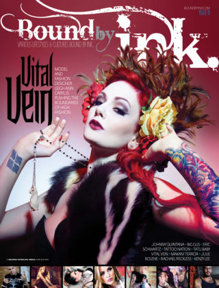 Bound By Ink Issue 15