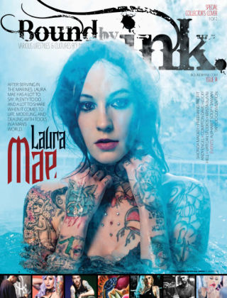 Bound By Ink Issue 14