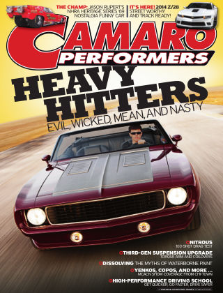 Camaro Performers June 2013