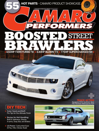 Camaro Performers September 2013