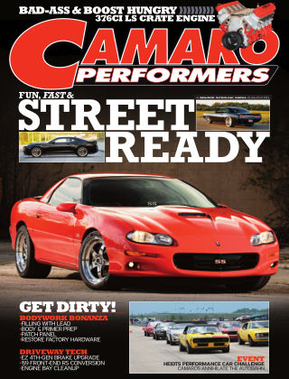Camaro Performers October 2013
