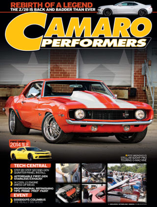 Camaro Performers January 2014