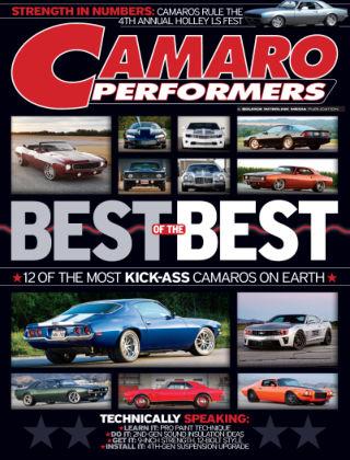 Camaro Performers February 2014