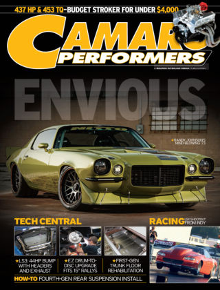 Camaro Performers April 2014
