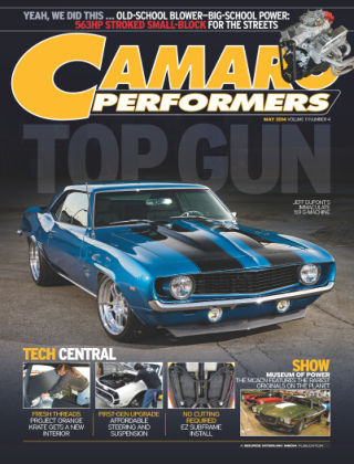 Camaro Performers May 2014