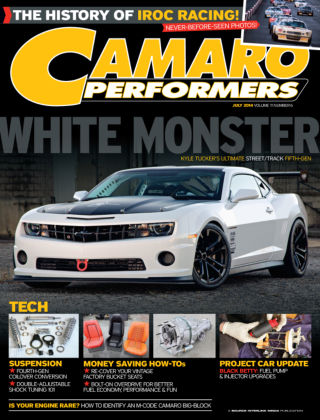 Camaro Performers July 2014