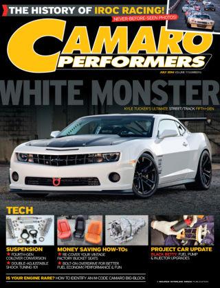 Camaro Performers July 2014