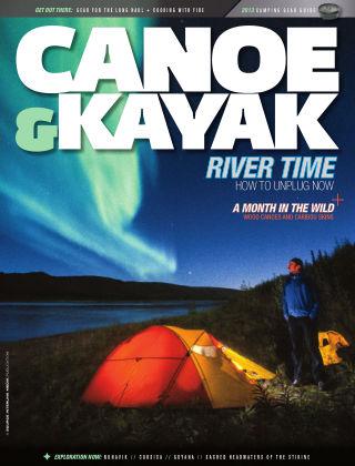 Canoe & Kayak August 2013
