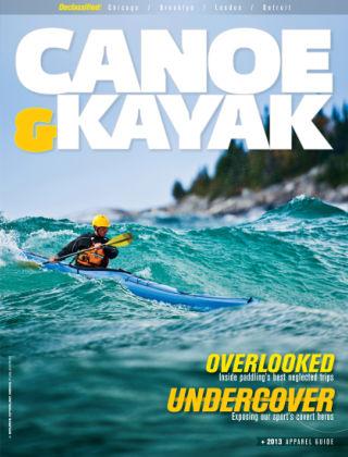 Canoe & Kayak May 2013