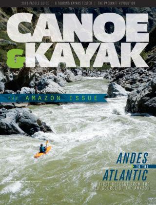 Canoe & Kayak June 2013