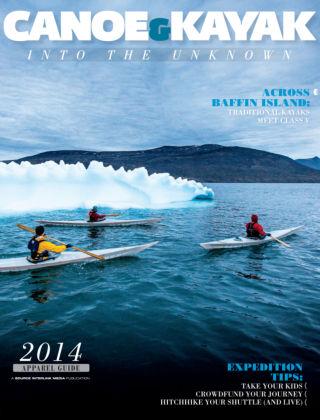 Canoe & Kayak March 2014