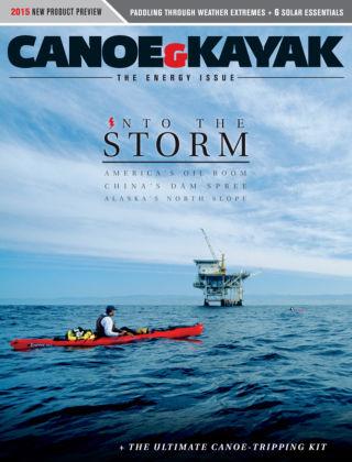 Canoe & Kayak August 2014