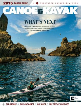 Canoe & Kayak May 2015