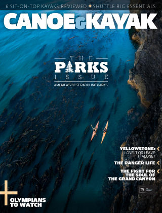 Canoe & Kayak Fall 2016