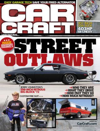 Car Craft January 2014