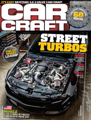 Car Craft August 2013