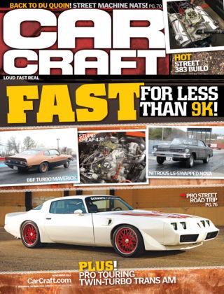 Car Craft November 2013