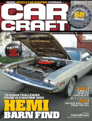 Car Craft October 2013