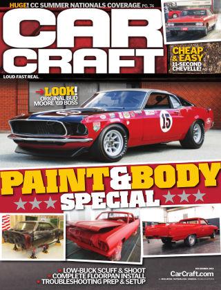 Car Craft December 2013
