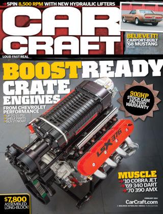 Car Craft February 2014