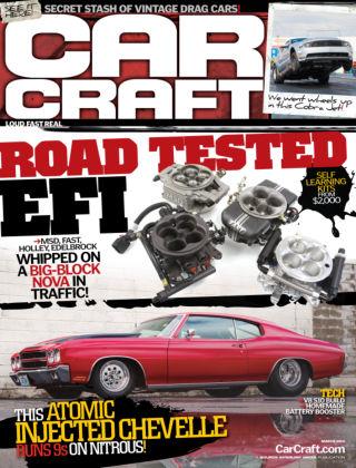 Car Craft March 2014