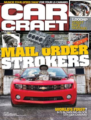 Car Craft April 2014