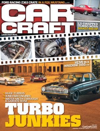 Car Craft June 2014