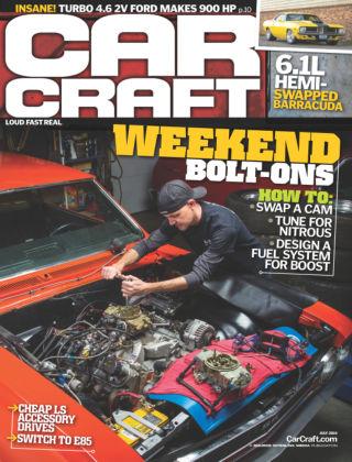 Car Craft July 2014