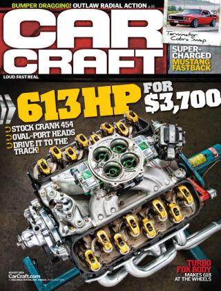 Car Craft August 2014