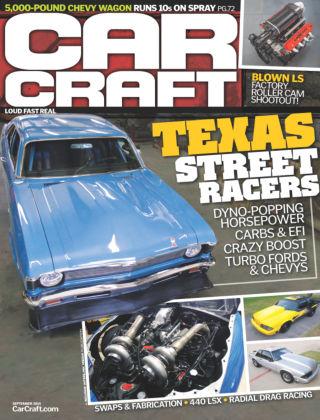 Car Craft September 2014