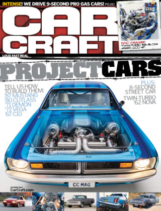Car Craft October 2014