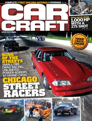 Car Craft November 2014