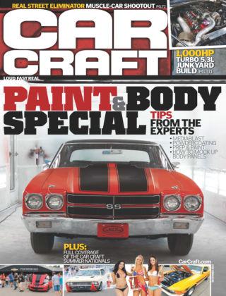 Car Craft December 2014