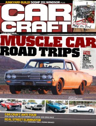 Car Craft January 2015